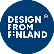 Design from Finland-logo